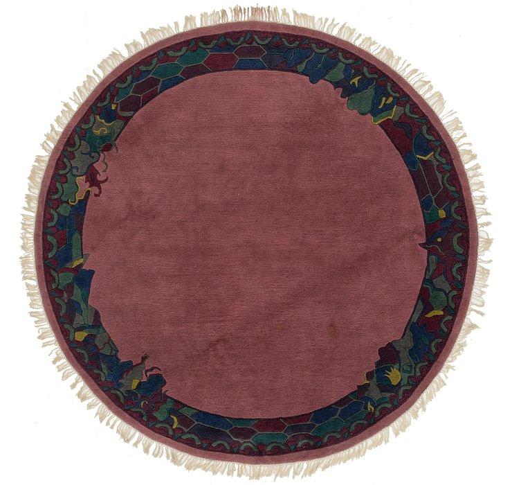 257cm x 257cm Nepal Round Rug