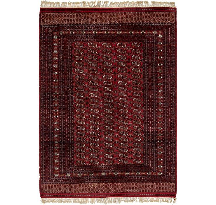 218cm x 320cm Bokhara Oriental Rug