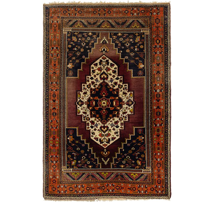 7' 4 x 11' 7 Anatolian Rug