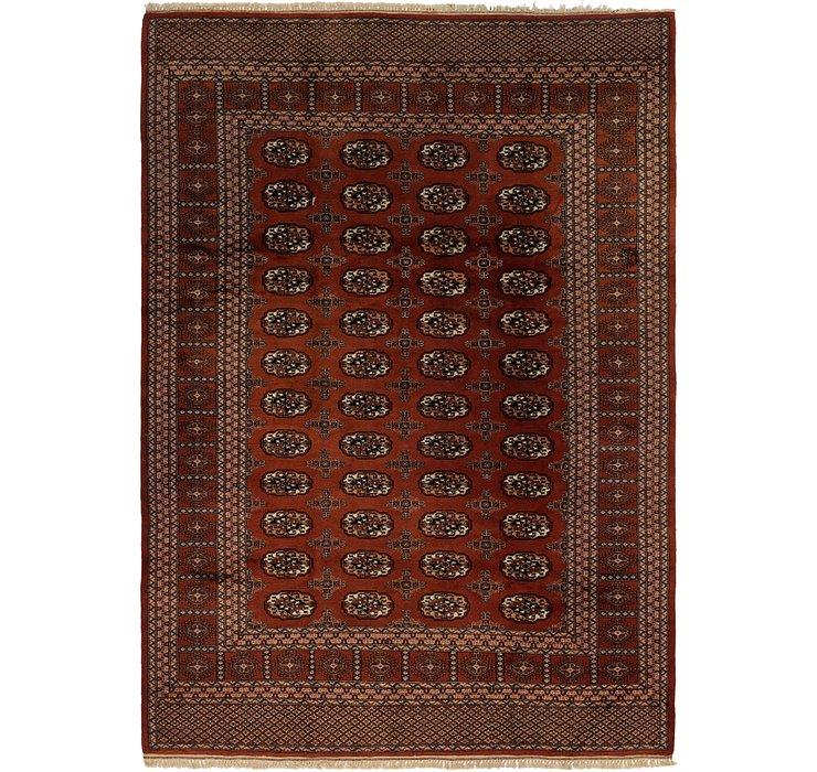 225cm x 318cm Bokhara Oriental Rug