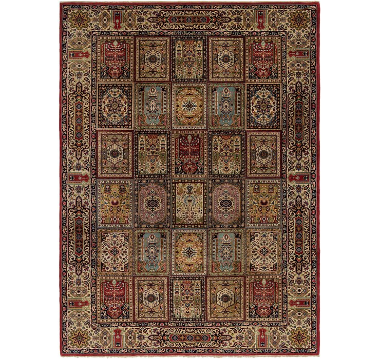 8' x 11' 3 Sarough Rug