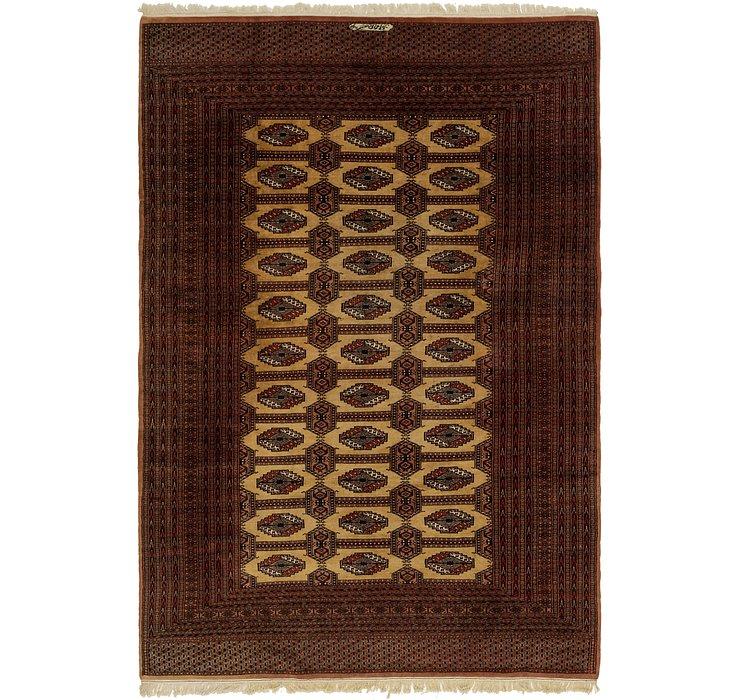7' 6 x 11' 7 Bokhara Oriental Rug