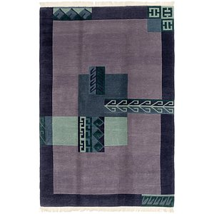 Link to 6' 7 x 9' 10 Nepal Rug item page