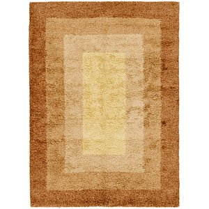 Link to 5' 10 x 7' 10 Multi-Tone Shag Rug item page