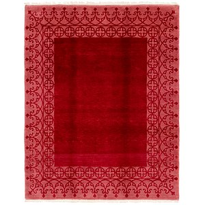 Unique Loom 6' 6 x 8' 4 Nepal Rug