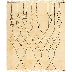 11' x 13' Moroccan Rug