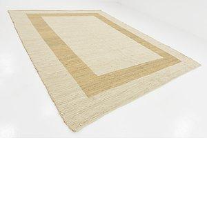 Unique Loom 10' x 12' 9 Braided Jute Rug