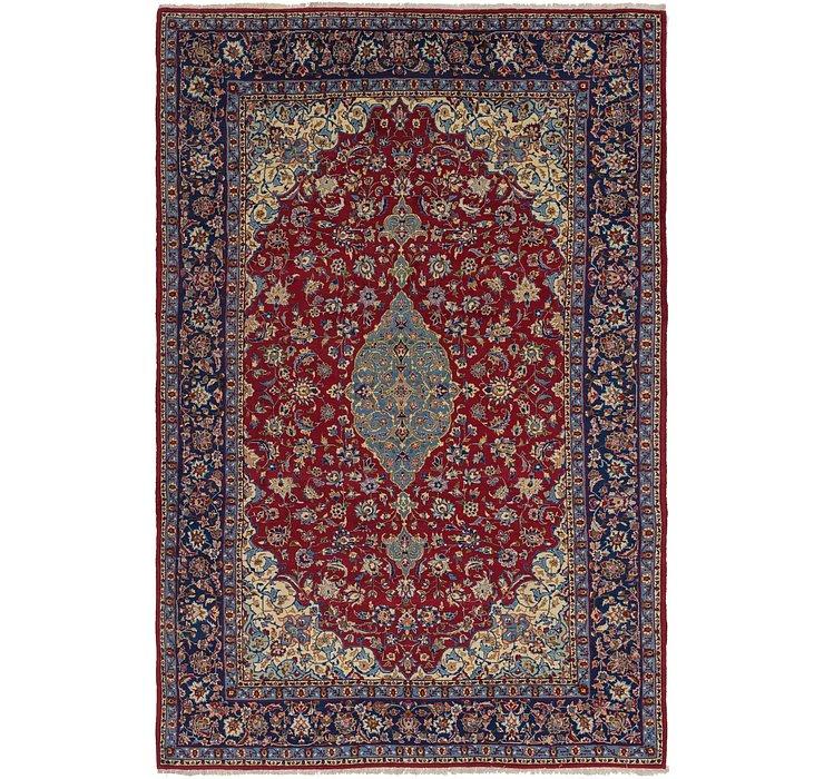 9' 8 x 14' 8 Isfahan Persian Rug