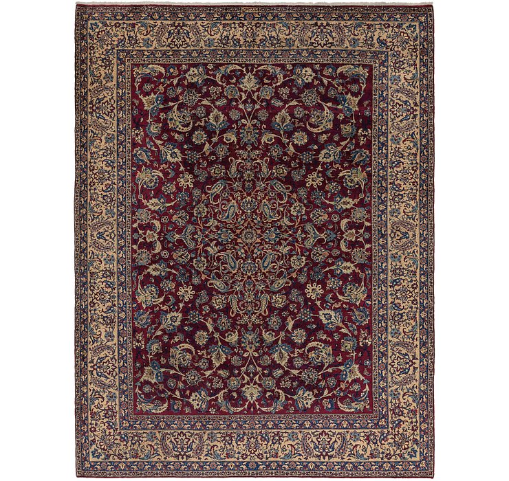 10' x 13' Yazd Persian Rug