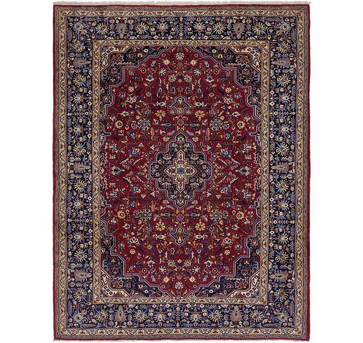 9' 6 x 12' 5 Tabriz Persian Rug