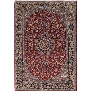 Link to 270cm x 385cm Isfahan Persian Rug item page