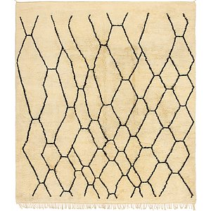 Link to 11' 6 x 12' 8 Moroccan Rug item page