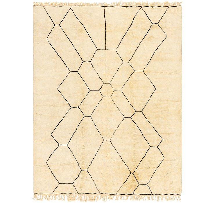 10' 3 x 13' 3 Moroccan Rug