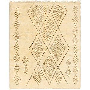 10' 5 x 13' 2 Moroccan Rug