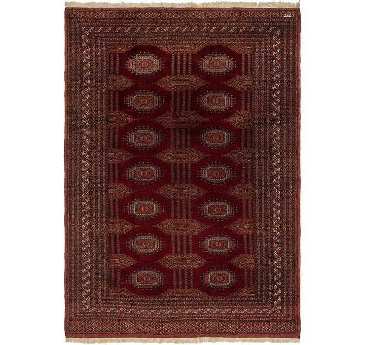 7' 3 x 10' 9 Bokhara Oriental Rug