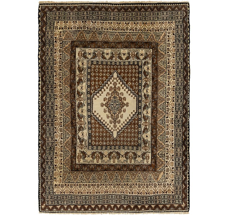 8' 6 x 12' 2 Moroccan Rug
