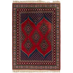 8' 7 x 12' 2 Moroccan Rug