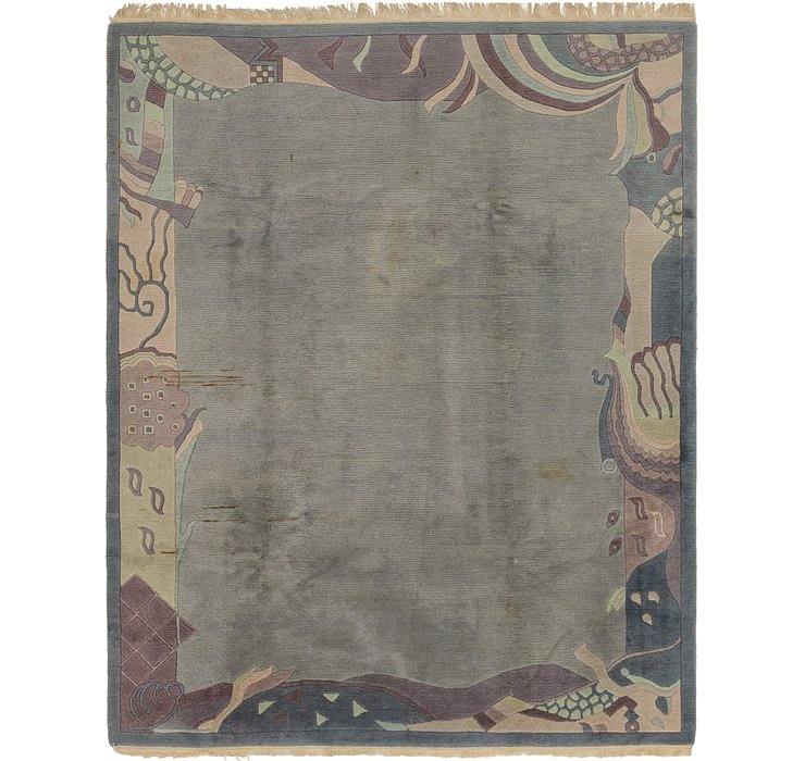 HandKnotted 7' 3 x 9' 2 Nepal Rug