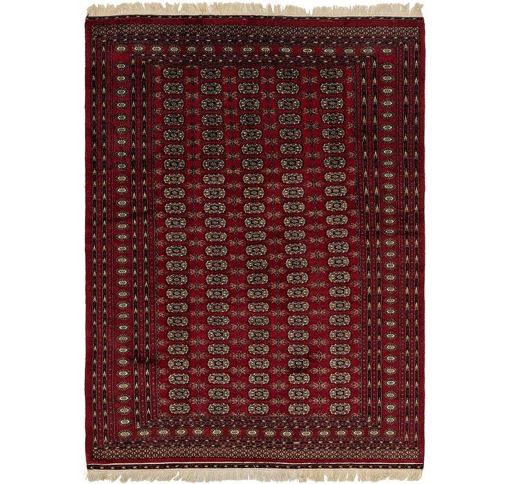 6' 3 x 8' 10 Bokhara Oriental Rug
