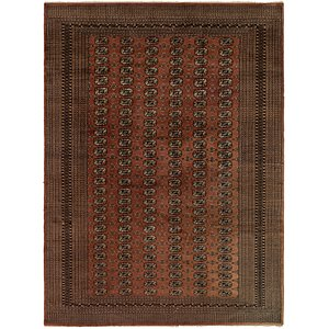 Link to 7' 4 x 9' 9 Bokhara Oriental Rug item page