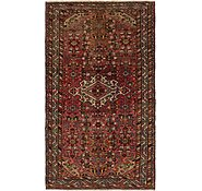 Link to 5' 5 x 10' 4 Hossainabad Persian Runner Rug