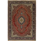 Link to 9' 3 x 13' Tabriz Persian Rug