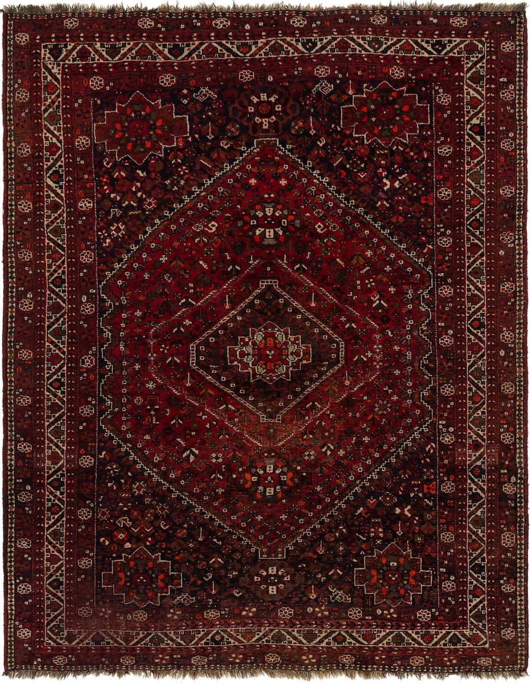 Main 8 3 X 10 7 Ghashghaei Persian Rug Photo