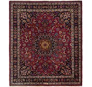 Link to 8' 4 x 10' Mashad Persian Rug