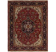 Link to 8' 5 x 11' Tabriz Persian Rug
