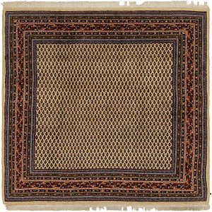 Link to 6' 10 x 6' 10 Mir Square Rug item page