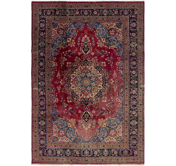 8' x 11' 5 Tabriz Persian Rug