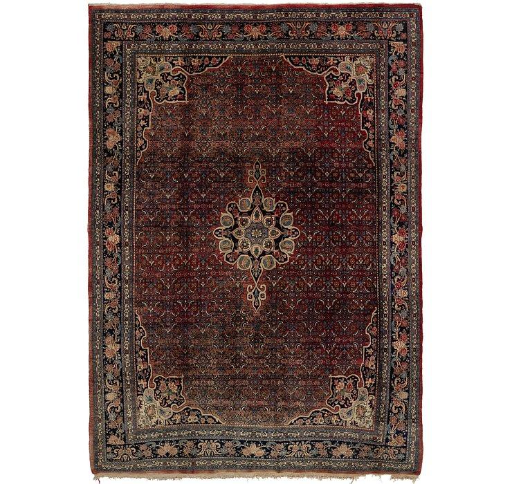 8' 5 x 11' 10 Bidjar Persian Rug