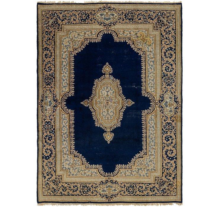8' x 11' 8 Kerman Persian Rug