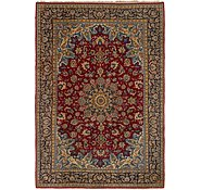 Link to 7' x 10' 8 Isfahan Persian Rug