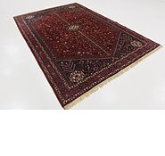 Link to 6' 9 x 9' 9 Yalameh Persian Rug