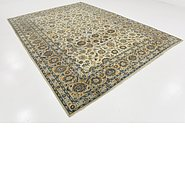 Link to 275cm x 370cm Kashan Persian Rug