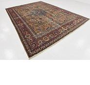 Link to 9' 4 x 12' 10 Yazd Persian Rug
