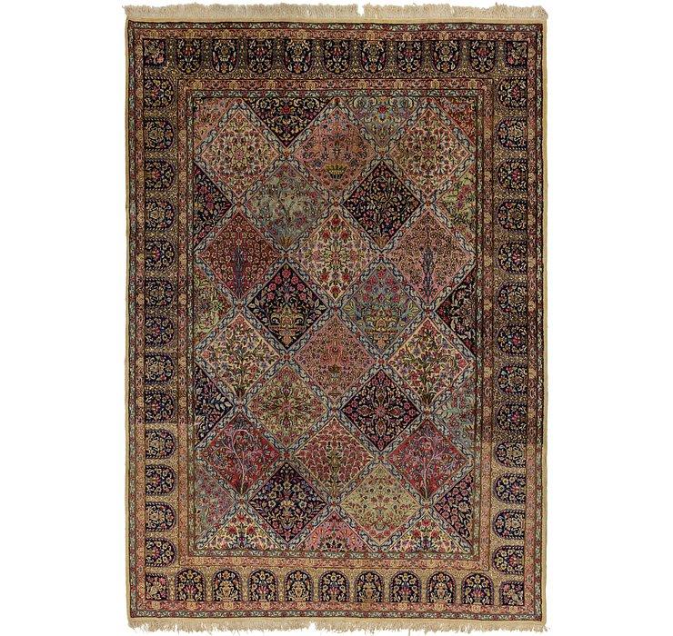 8' 10 x 12' 6 Kerman Persian Rug