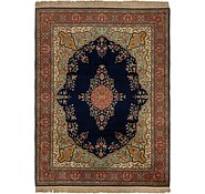 Link to 9' 10 x 13' 8 Tabriz Persian Rug