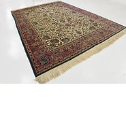 Link to 10' 8 x 12' 7 Tabriz Persian Rug
