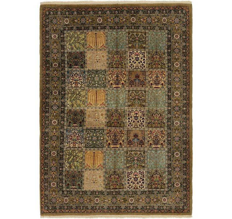5' 5 x 7' 10 Kashmir Oriental Rug