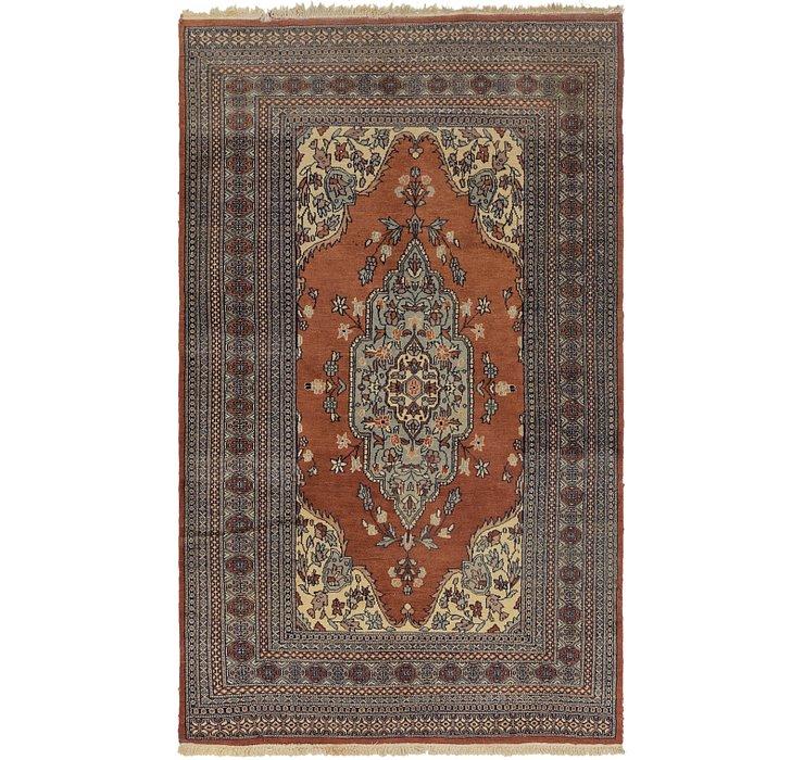 5' x 8' 3 Bokhara Oriental Rug