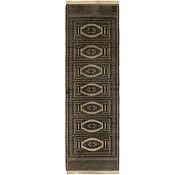 Link to 100cm x 335cm Bokhara Oriental Runner Rug