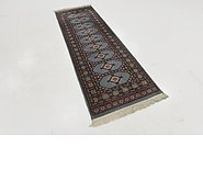 Link to 2' 7 x 8' Bokhara Oriental Runner Rug
