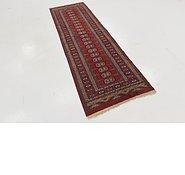 Link to 2' 8 x 8' 6 Bokhara Oriental Runner Rug
