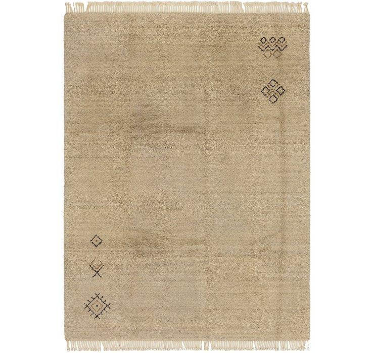 9' x 12' 5 Moroccan Rug