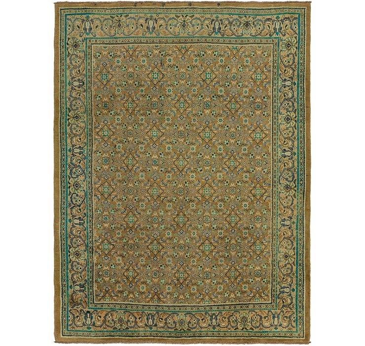 9' 3 x 12' 9 Farahan Persian Rug