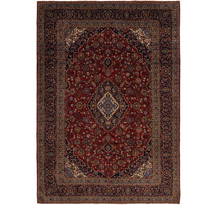 295cm x 422cm Kashan Persian Rug
