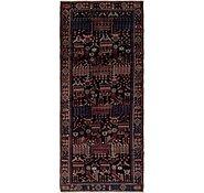 Link to 5' x 12' 3 Hamedan Persian Runner Rug