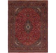 Link to 9' 9 x 13' Mashad Persian Rug